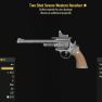 Two Shot Severe Western Revolver- Level 50 - image