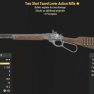 Two Shot Tuned Lever Action Rifle- Level 45(3) - image