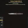 Furious Combat Knife- Level 50 - image
