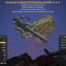 Aristocrat's Explosive 50 Cal Machine Gun [+50 Damage Resistance while aiming] - image