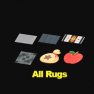 All Rugs - Fast delivery 24/7 online Cheap Animal Crossing items - image