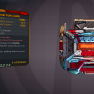 [PC] Transformer Front Loader / 75.000 Capacity / 100% Shock Resist / 40% chance to absorb - Fast De - image