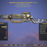 ★★★ Bloodied Explosive Nuclear Winter Laser Rifle[+1000 Damage][%25 Less VATS] | Fast Delivery | - image