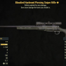 Bloodied Hardened Piercing Sniper Rifle- Level 50 - image