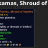 {All servers in US} Ashjra'kamas, Shroud of Resolve - image
