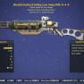 [GLITCHED] ★★★ Bloodied Explosive Gatling Laser Sniper Rifle[Check Description]   FAST DELIVERY - image