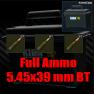 ★ ❤️【Ammo 5.45x39 BT ▶ Ammo Case ▶ 2940 Bullet 】❤️ ★ - image