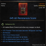 ★★★HELM 645 RES (37% transfer time, 80 wisd, 90 crit hit, 38% cd) - INSTANT DELIVERY (5-10 mins)★★★ - image