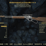 ★★★ Bloodied Explosive Lever Action Rifle[VATS Crit] | FULLY MODIFIED | MAX LVL | FAST DELIVERY | - image