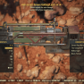 ★★ Anti-Armor Explosive Gatling Laser | FULLY MODIFIED | MAX LVL | - image