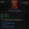 ★★★CHEST 7044 FS (43% occult dmg, 29% hp regen, 61 wisdom) - FAST DELIVERY★★★ - image