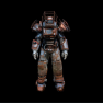 Raider power armor set - Level 25 - image