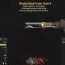 Bloodied Black Powder Pistol- Level 50 - image