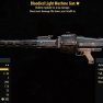 Bloodied Light Machine Gun- Level 40 - image