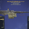 Anti-Armor Explosive Machine Gun .50 90% Reduced Weight - image
