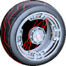 ★VOLTAIC CRIMSON★ EXOTIC WHEELS - ALL ITEMS IN STOCK - image