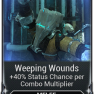 (PC) Weeping wounds MAXED mod (MR 2) // Instant delivery - image