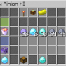 1.25$=Maxed out T11 clay minion (Super Compactor 3000, Enchanted Lava Bucket, Diamond Spreading) - image
