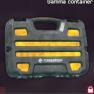 Gamma container 3x3 - image
