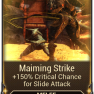 [PC/Steam] Maiming strike MAXED mod (MR 2) // Fast delivery! - image