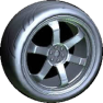 ★HIRO BLACK★ WHEELS - ALL ITEMS IN STOCK - image
