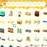 Animal Crossing Furniture-Any one of them 3USD, check description,and tell us the item name - image