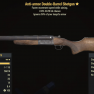 Anti-armor Double-Barrel Shotgun - Level 45 - image