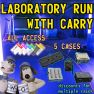 ⚜️ LAB RUN / LAB RAID / LAB CARRY || 5 CASES + ALL ACCESS TO ALL ROOMS - image