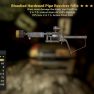 Bloodied 50% VATS Crit Pipe Revolver Rifle + 25% less VATS - image