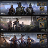 Crown Crafting Motifs Pack: Covenant + Dominion + Pact Races [NA-PC] - image