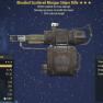 [PC] Bloodied Explosive Minigun Sniper Rifle  90% Reduced Weight | GLITCH WEAPON - image