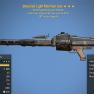 Bloodied Explosive Light Machine Gun 90% reduced weight - image