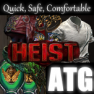 Premium Leveling Pack [Easiest Leveling] [Heist SC] [Delivery: 20 Minutes] - image