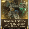 [PC/Steam] Transient fortitude MAXED mod (MR 2) // Fast delivery! - image