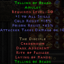 Telling of Beads Set Amulet - D2R Softcore PC - image