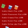 300 EACH STABLE FLUX (TOTAL 1.5K FLUX) - image