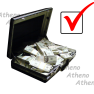 Money case + 18 million roubles JUST $60 ONLY - image