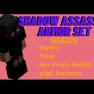[Minecraft Hypixel Skyblock] Shadow Assassin Armor Set ($25) - image