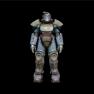 T-51 power armor set - Level 40 - image
