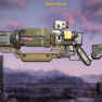 "Infinite Ammo/Mag Automatic Laser Rifle ""Binoculars"" [Glitch weapon] - image"