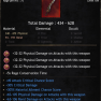 434-628 Damage One-Hand Sword, 49 Critical Chance, 30% Critical Damage, 305 Material Ailment - image