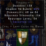 3 Socket Monarch Shield - image