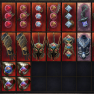 Best End Game Set 28 items, Farm 187 One Minute, 70000 Damage, 150000 Health丨Gold&Affinity丨Trial - image