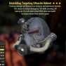 [Legendary] Ultracite Power Armor Set (all 6 items: 3/50,-15% damage while standing,+3 to all - image