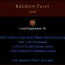 Project Diablo 2 - Rainbow Facet - Fire - Instant Delivery - image