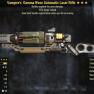 Vampire's Gamma Wave Automatic Laser Rifle- Level 45 - image