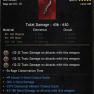 436-630 Damage One-Hand Sword, 49 Critical Chance, 30% Critical Damage, 337 Elemental Ailment - image