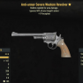 Anti-Armor Severe Western Revolver - Level 50 - image