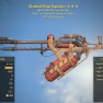 Bloodied Explosive Flamer 90% Weight - image