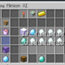 Maxed out T11 snow minion (Supercompactor, lava bucket and diamond spreading included) - image
